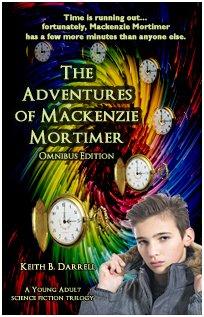 Advntures of Mackenzie Mortimer Omnibus Edition