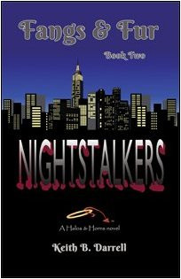 Fangs & Fur, Book 2: Nightstalkers