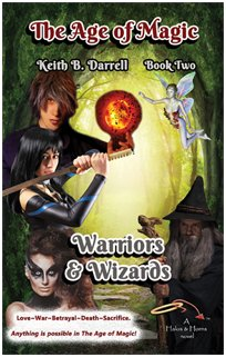 The Age of Magic, Book Two: Warriors & Wizards